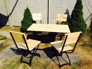 Wholesale bistro chair: Garden Furniture Bistro Table and Chair Set