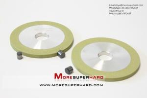 Wholesale vitrified cbn grinding wheels: 1A1  Vitrified Bond Diamond Grinding Wheel for Ceramic for Pcd Tools Miya AT Moresuperhard Dot Com