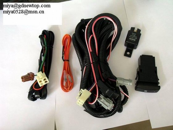 Wire Harness Used For 1999-2000 Honda Civic Si  Type R  Id 5345622  Product Details