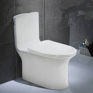 Wholesale Toilets: Bathroom Sanitary Ware Siphonic One Piece Ceramic WC Toilet