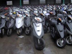 Wholesale japan: Japan Used MOTORCYCLE  SCOOTERS BIKE