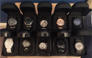 Wholesale Antique Watches: Original Fossil Factory Ceramic Watches , Diesel , Adidass, Armanis, Burberrys Wholsale
