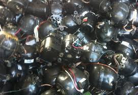 Other Metal Scrap: Sell Compressor Scraps