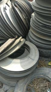 Wholesale used tyres: Used  Cutted Rubber Tyre