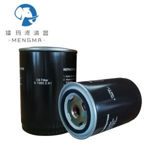 Wholesale a1: Black Color Kaeser Oil Filter 6.1985.0A1 for Kaeser Comprsssor Parts