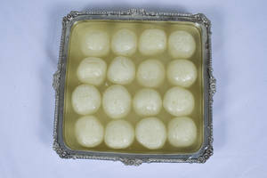 Wholesale Other Dairy: Tinned Ras Gulla/ Cottage Cheese Sweet Balls
