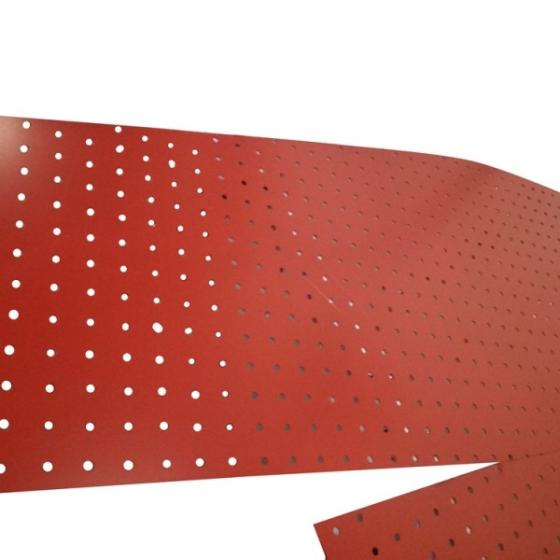Sell alu perforated metal wall cladding