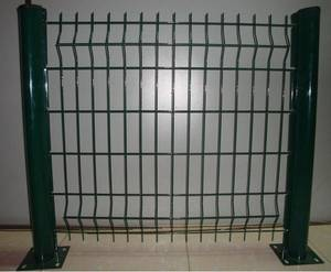 Wholesale horizontal fence panels: Welded Mesh Mobile Fence System