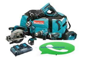 Wholesale Electric Power Tools: Makita 12V Max CXT Lithium Ion Cordless Circular Saw & Drill Driver Combo Kit