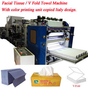 Wholesale tissue machine: Italy Design Embossing Laminating Printing High Speed Automatic Small Tissue Paper Printing Machine
