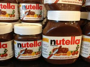 Wholesale chocolate: Ferrero Nutella 350g, 400g, 800g Chocolate Cream