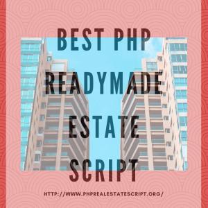 Wholesale real estate: PHP Real Estate Script