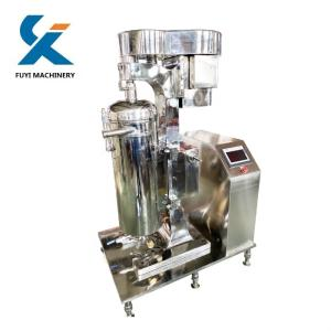 Wholesale liquid blister packing machine: Zymotic Fluid Separator Extract Solid Protein by Industrial Tubular Centrifuge