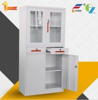 Reasonable Price Factory Directly Steel Cupboard with Two Drawer Price