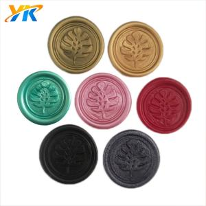 Wholesale self adhesive sticker: Self Adhesive Sealing Wax Stamp Stickers