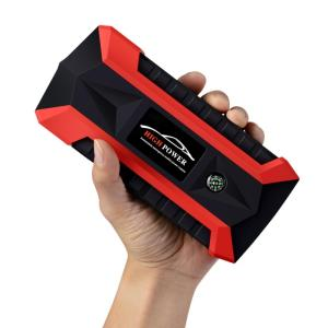 Wholesale starters: 600A Peak 20000mAh 12V Portable Car Jump Starter (Up To 4.0L Gas or 2.0L Diesel Engine) Power Pack B