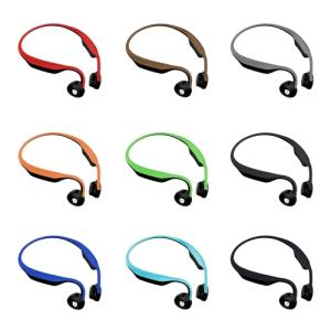 Wholesale opener: Air Open-Ear Wireless Bone Conduction Headphones with Brilliant Reflective Strips