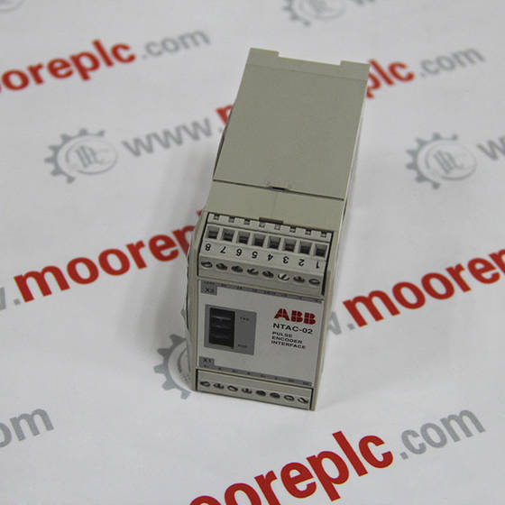 Sell In stock Pulse Encoder Interface NTAC-02 ABB