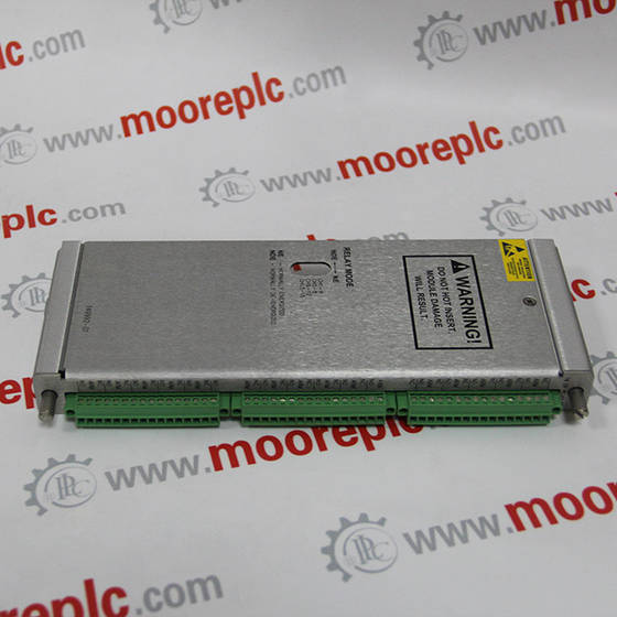 Sell In stock GE Signal Input/Alarm Output Module 81545-01 Bently Nevada