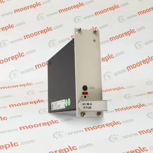 Wholesale power: In Stock HIMA F7126 Power Supply Module F 7126