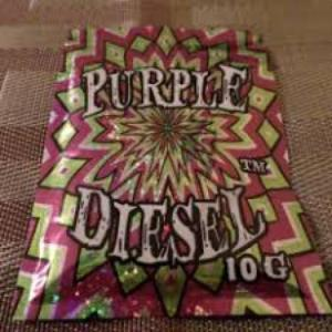 Wholesale diesel: Purple Diesel Herbal Incense