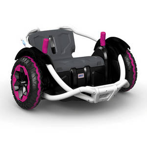 Wholesale vehicle battery: Power Wheels Wild Thing Battery-Powered Spinning Vehicle - Pink