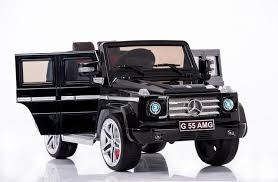 Wholesale ride on: Mercedes Remote Control Electric Ride On G55 AMG G Wagon for Kids