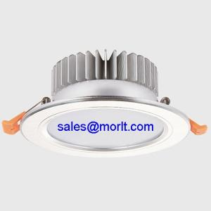 Wholesale led factory light: 6inch 15w 18w LED Down Light Round Customized Factory for Resturant Hotel Hospital