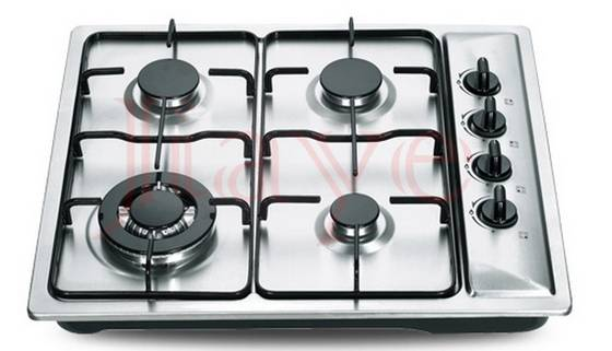 Sell Factory Price 4 burner cooker gas stove