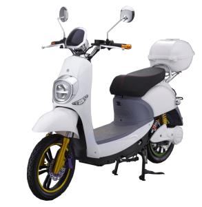 Wholesale ce certification: CE Certificated Electric Scooter with Pedals Moped Electric Bike 60V 500W