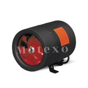 Wholesale fans: Low Noise Mixed Flow Axial Fan for Hydroponic Grow Industry Ventilation