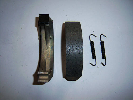 Sell BRAKE SHOE for Peru,Brazil, Colombia, Mexico.