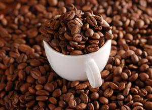 Wholesale coffee beans arabica: Roasted Coffee Beans-robusta