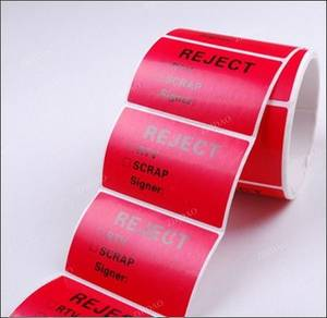Wholesale lable: Removable Adhesive Sticker Lable