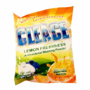 Wholesale skin complex formula: Washing Powder Lemon Perfumed 125g CLEACE