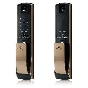 Wholesale rfid tags& scanners: GATE-eye MSP330 Push Pull Touchscreen Digital Door Lock