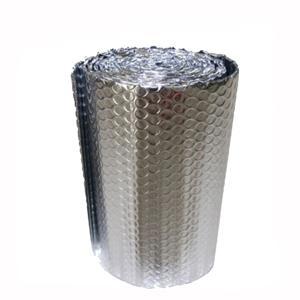 Wholesale metallized bubble foil: Aluminum Laminated Bubble Wrap Roof Insulation Metalized Aluminum Foil Film