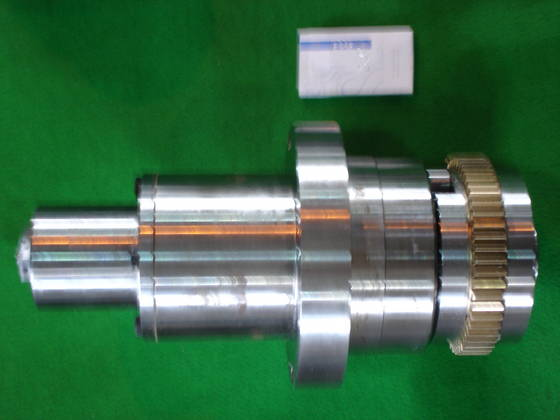 forged and machined parts for automobile and heavy duty equipment and industrial machinery