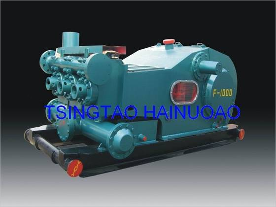Sell EMSCO F1000 triplex mud pump/slush pump