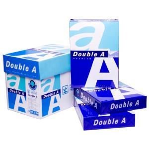 Wholesale a4 copy paper: A4 Double A Copy Paper 80 GSM