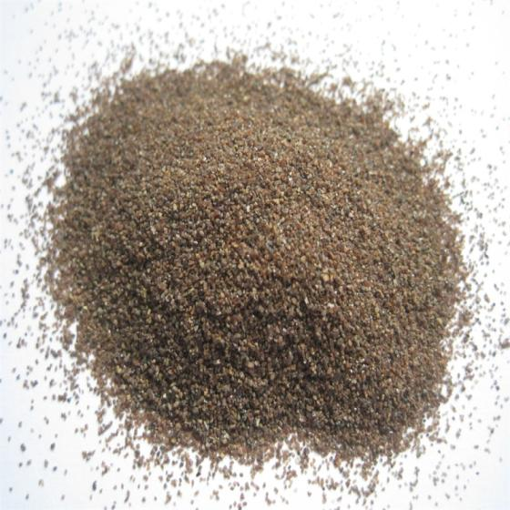 Sell Garnet sand 30-60# for sand blasting on workpiece surface
