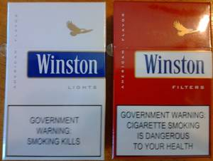 Wholesale Cigarettes: Camel, Winston, Lucky Strike Available in Larger Quantities