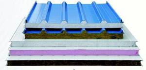 Wholesale ceilings: Thermosteel Insulated Panels