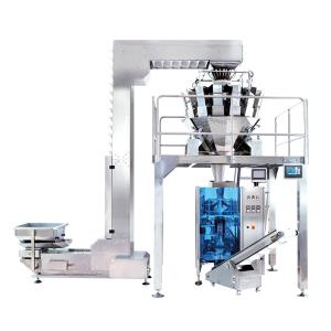 Wholesale auto bagging machine: Multi-Function Vertical Weighing and Packing System with Automatic VFFS Machine