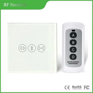 Wholesale remote control switch: RF 433MHz Remote Switch Curtatin Switch Remote Control Curtain
