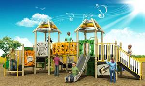 Wholesale climbing rope swing: Hot Selling Outdoor Playground Equipment Combined Slide WD-YY101
