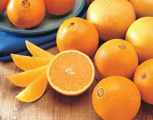 Wholesale Citrus Fruit: Fresh Navel Oranges/Valencia