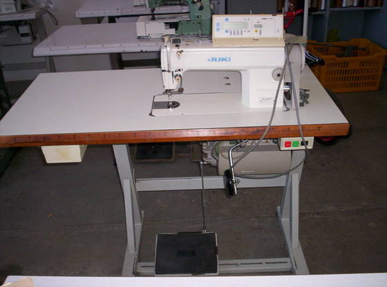 Used Industrial Sewing Machine JUKIid40 Product Details Gorgeous Industrial Sewing Machines Used