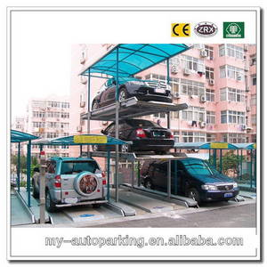Wholesale automated parking system: Hot Sale! Pit Design Automated Car Parking Systems Vhicles Parking Solution Smart Car Parking System