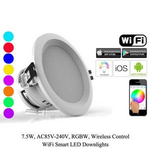 Wholesale g star mobile: WiFi Smart LED Downlights